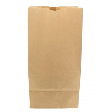Saco de Papel Sem Asas Kraft 18+12x29cm (25 Unidades)