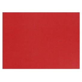 Toalhete Papel Mesa 300x400mm Vermelho 40g (1.000 Uds)