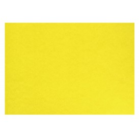 Toalhete Papel Mesa 300x400mm Amarelo 40g (1.000 Uds)