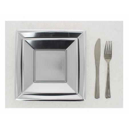 Toalhete Papel Mesa 300x400mm Branco 40g (1.000 Uds)