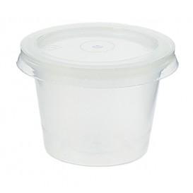 Copo Plastico Molhos Tampa PP 33ml (3.000 Unidades)