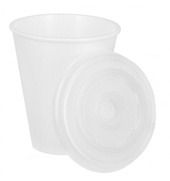 Copo Termico Foam EPS 200ml + Tampa (800 Uds)