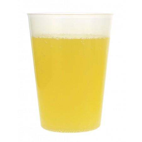 Copo de Plastico Transparente PP 500 ml (500 Unidades)