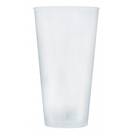 Copo Plastico Flexivel Cocktail PP 470 ml (20 Uds)