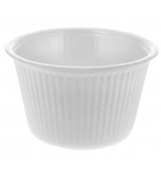 Tigela Isopor Branco 500 ml (50 Unidades)