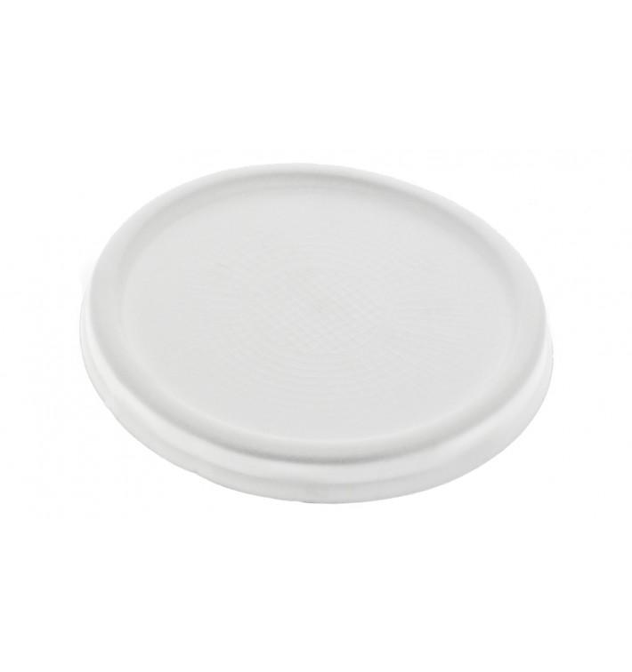 Tampa para Bowl Isopor 400/500 ml (50 Unidades)