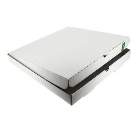 Caixa Cartão Branca 30x30x4 cm (100 Unidades)