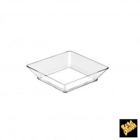 Prato Degustação Small Transparente 45 ml (25 Uds)