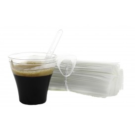 Paletina Individual Cafe 105mm Transparente (10.000 Uds)