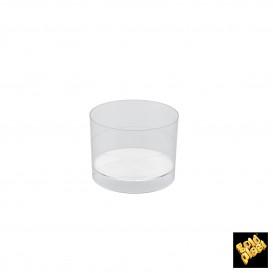 Copo Degustação Zero Transp. 60 ml (15 Uds)
