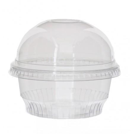 Taça Plastico Gelado Transp. 5oz/150ml (50 Uds)