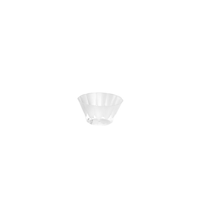 Copo Plastico Royal PS 500ml Transparente (25 Unidades)