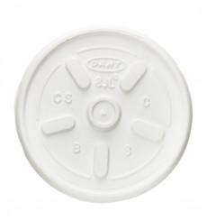 Tampa Plana para Copo Foam 8Oz/240 ml (1000 Uds)
