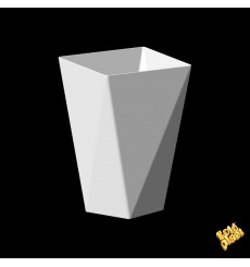 Copo Degustação Diamond Branco 150 ml (240 Uds)