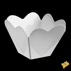 "Tigela Degustação ""Cupido"" Branco 68 ml (25 Uds)"