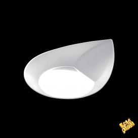 Prato Degustação Smart Branco 8,6x7,1 cm (50 Uds)