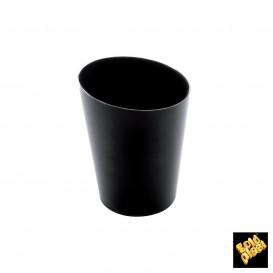 Copo Degustação Conico Preto 120 ml (10 Uds)