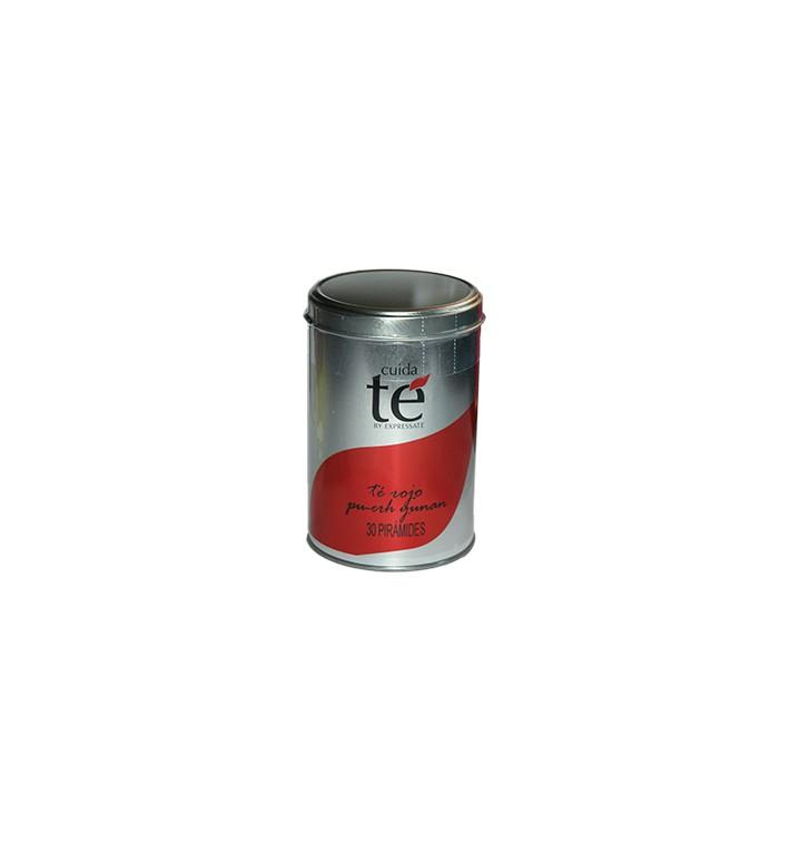 Saquetas de Chá Vermelho Pu-Erh Yunnan (30 Uds)