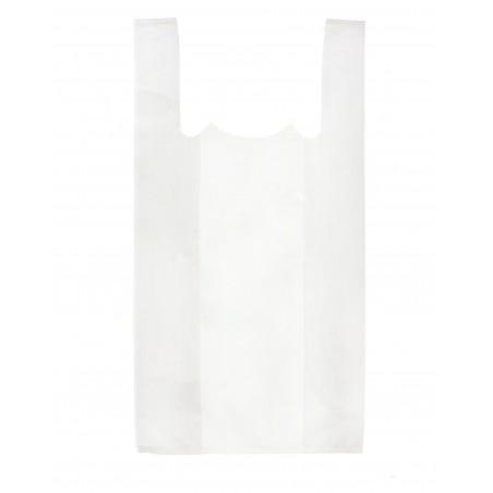 Saco Plastico Alça Branco 30x40cm (200 Unidades)