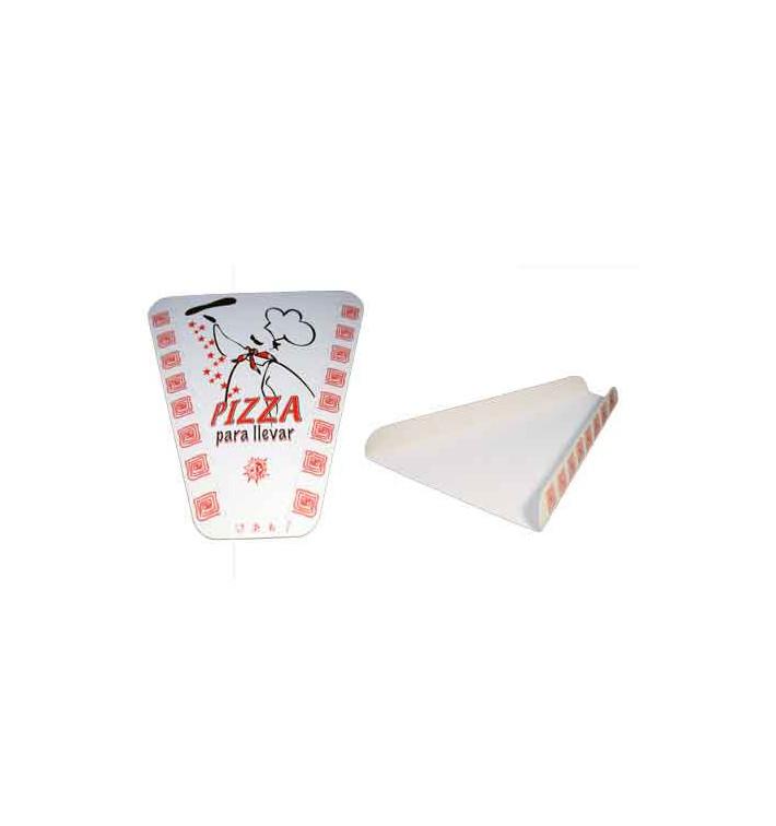 Porçõe Cartão Pizza (100 Unidades)