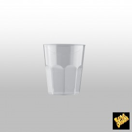 Copo Plastico para Shot Transp. PS Ø45mm 50ml (50 Uds)