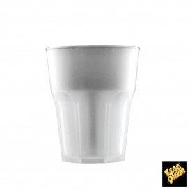 Copo Plastico Transparente PP Ø85mm 300ml (8 Uds)