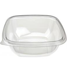 Tigela de Plastico Shallow Saladeira PET 250ml (50 Uds)