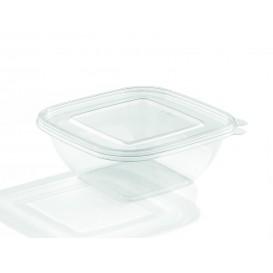 Tigela de Plastico PET 1000ml 190x190x50mm (50 Uds)