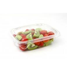 Tigela de Plastico Saladeira 140x120x50mm PET 500ml (84 Uds)