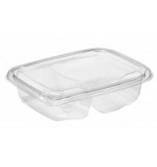 Tigela de Plastico Saladeira 180x140x40mm PET 600ml (65 Uds)