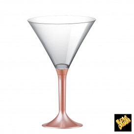 Copo PS Flute Cocktail Pêssego Perlé 185ml (20 Uds)