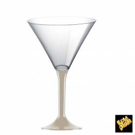 Copo PS Flute Cocktail Bege 185ml (20 Uds)