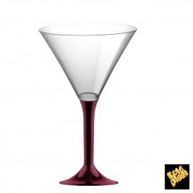 Copo PS Flute Cocktail Bordeaux 185ml (200 Uds)