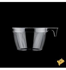 Chavena Plastico Cup Transparente 190ml (900 Uds)