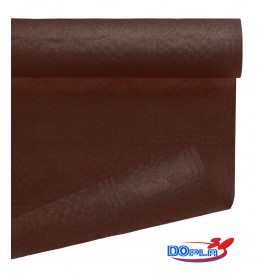 Toalha Papel Rolo Mesa Chocolate 1,2x7m (25 Uds)