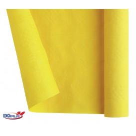 Toalha Papel Rolo Mesa Amarelo 1,2x7m (25 Uds)