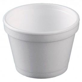 Taça Isopor Branca 12 OZ/355ml Ø11cm (25 Unidades)