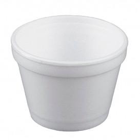 Taça Isopor Branca 4OZ/120ml Ø75mm (1000 Unidades)
