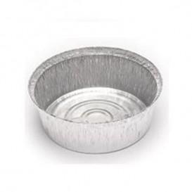 Embalagem Aluminio Redondo Frango 1900ml (500 Uds)