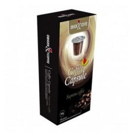 Cápsulas Café Compatível Nespresso* Suprem (10 Uds)