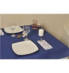 Toalha Não Tecido Azul Marino 120x120cm (150 Uds)