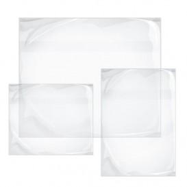 Envelopes Auto-Adesivos Transp. 235x130mm (250 Uds)