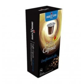Cápsulas Compatível Nespresso* Descafeinado (10 Uds)