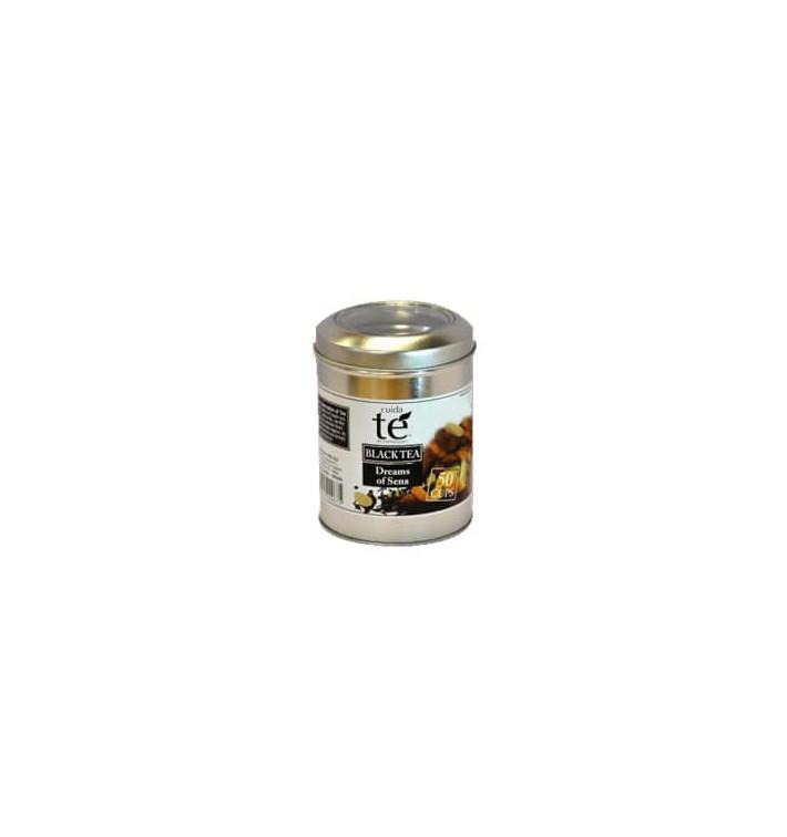 Chá Preto Sonhos Sena (Canela e Laranja) Granel (100 Gramas)