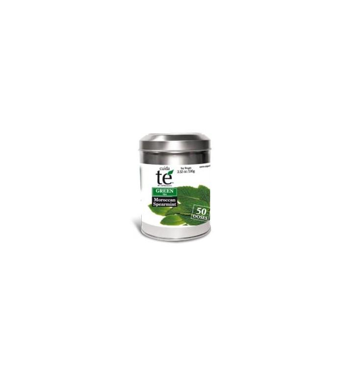 Chá Verde com Hortelã-pimenta a Granel (100 Gramas)