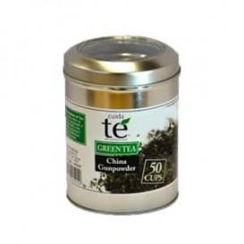Chá Verde China GunPowder a Granel (100 Gramas)