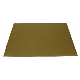 Toalhete Papel Mesa 30x40cm Ouro 50g (500 Uds)