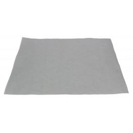 Toalhete Papel Mesa 30x40cm Prata 50g (500 Uds)