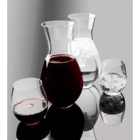 Caneja de Plastico Transparente TT 1000ml (1 Ud)