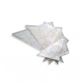 Saco Papel Triangular 340mm 400g (200 Uds)